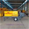 混凝土湿喷机 泵送结构满足您的湿喷要求 液压湿喷机厂家直销
