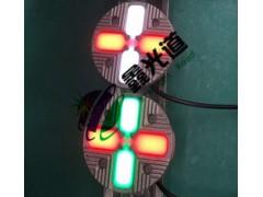 智慧斑马线LED发光道钉 礼让行人智慧斑马线
