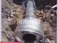 邦信承揽天然气输气管线外加电流阴极保护施工交叉管道测试桩安装