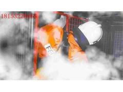 烟热训练室超大浓烟输出装置网栅隔断式训练仓配套大型烟雾发生器