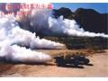 消防战训式真火燃烧训练配套烟雾输出设备火灾事故现场渲染发烟机