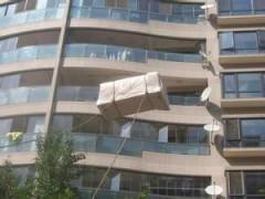 上海吊装家具公司 吊沙发 吊床垫 吊钢琴