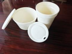 秸稈生態全降解奶茶杯生產流水線