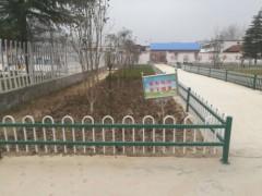 小区塑钢围墙栅栏 园林护栏 植物园护栏
