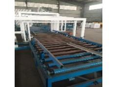 建材設備廠家生產水泥基勻質板設備 新型勻質板生產線