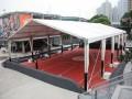 濟南戶外籃球館篷房廠家,加工定做羽毛球館篷房,出售歐式大蓬