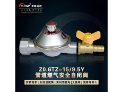Z0.6TZ-15∕9.5Y管道燃氣安全自閉閥灶前閥廠家直供