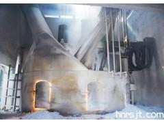 RS厂家直供耐火专用优质棕刚玉段砂全号倾倒炉固定炉