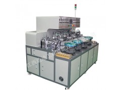 全自动直线式扬声器磁路组装机
