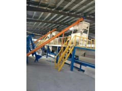 液压开模自动出板玻镁板设备操作简单效率高山东德州乾宇