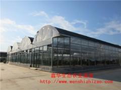 厂家直销智能温室连栋大棚 遮阳连栋大棚塑料薄膜温室 质优价廉