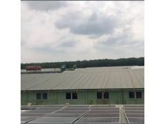 廣東晶天190W光伏組件家用養殖場離網太陽能發電系統光伏板