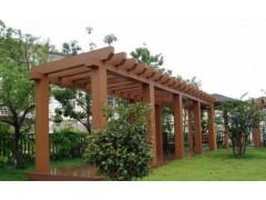 江西別墅庭院景觀廊架